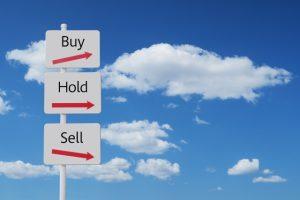 投資にトライ!買い保持売りの売買戦略