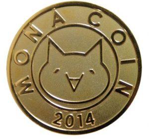 モナコイン MONAcoin仮想通貨