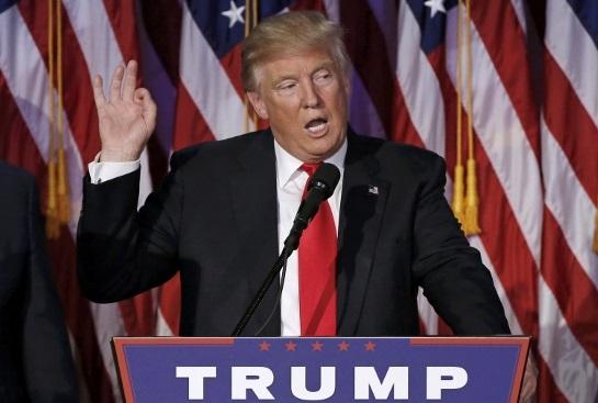 アメリカ・トランプ大統領