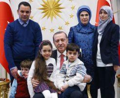 トルコリラ円スワップ生活-エルドアン大統領とアレッポの少女バナ・アラベド
